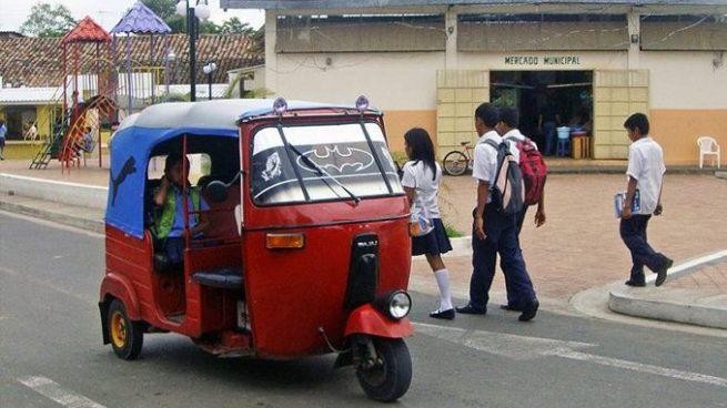 Dos trabajadores de mototaxis fueron privados de libertad en San Martín, San Salvador