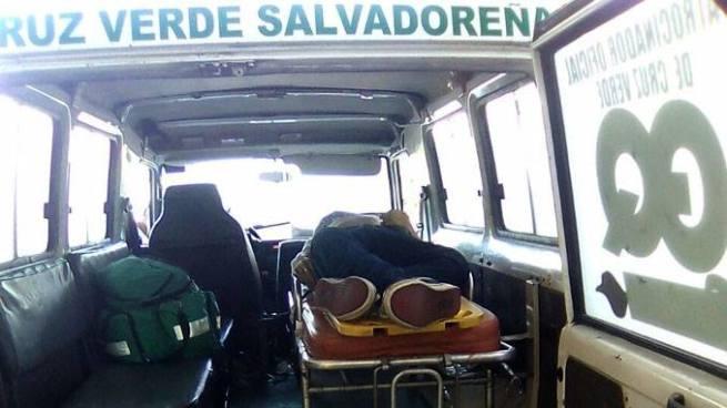 Joven muere tras ser baleado en parque central de San Martín