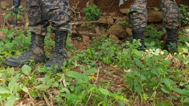 Un pandillero muerto tras enfrentamiento con la FAES en La Unión