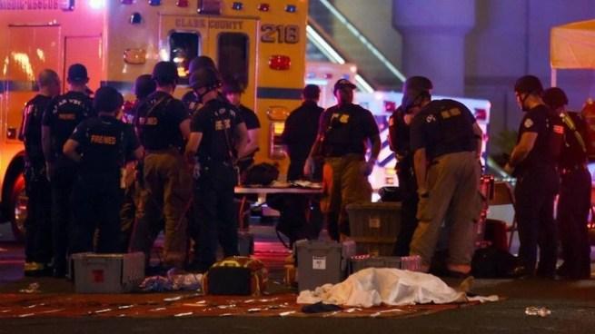Al menos 50 muertos y más de 200 heridos en un tiroteo en Las Vegas