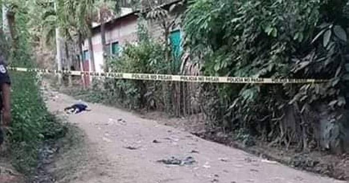 Mujer asesinada en colonia de Atiquizaya, Ahuachapán
