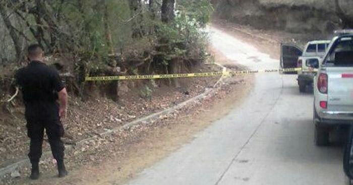 Mujer asesinada por su excompañero de vida en Estanzuelas, Usulután