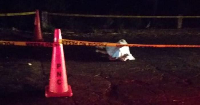 Mujer pierde la vida al ser atropellada por un conductor ebrio