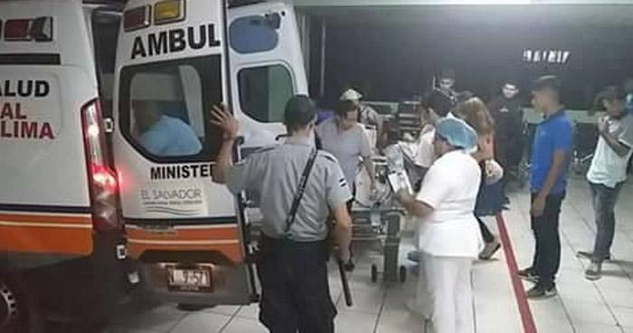 Mujer con 8 meses de embarazo muerte tras ser atropellada en carretera Ruta Militar