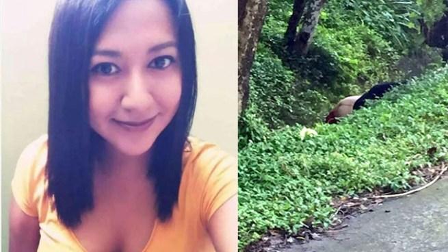 Encuentran el cadáver de una mujer embarazada en carretera a Comalapa
