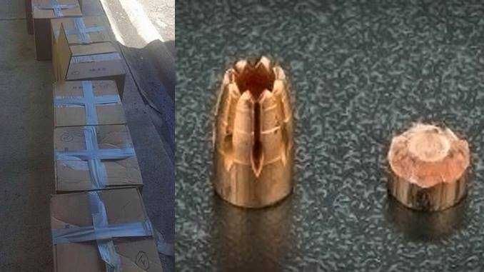 Resultado de imagen para municiones rip decomisadas el salvador