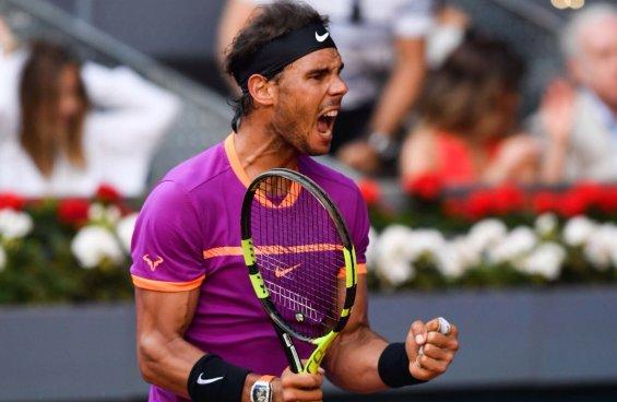 Rafa Nadal es campeón y gana su quinto Abierto de Madrid