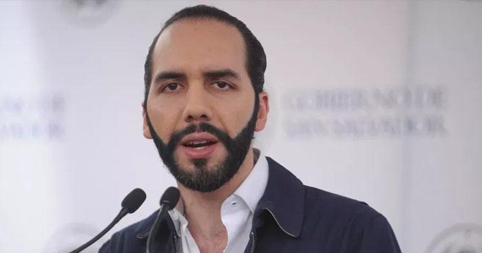 """Presidente Bukele pide a Asamblea decretar """"Estado de Excepción"""" en El Salvador"""