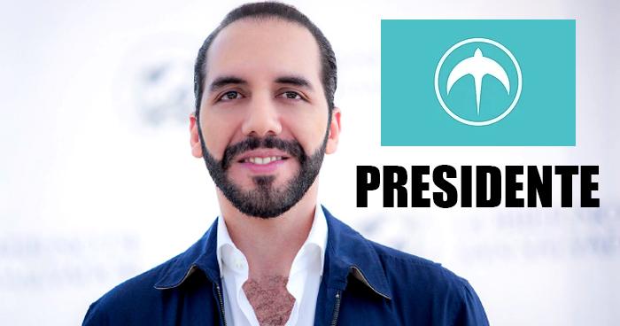 """Nayib Bukele: """"Hoy ganamos en primera vuelta e hicimos historia"""""""