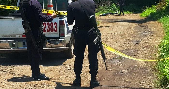 Matan a ayudante de un mecánico cuando trabajaba en una hacienda de Nejapa