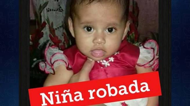 Denuncian robo de niña de ocho meses en unidad de salud de Aguilares