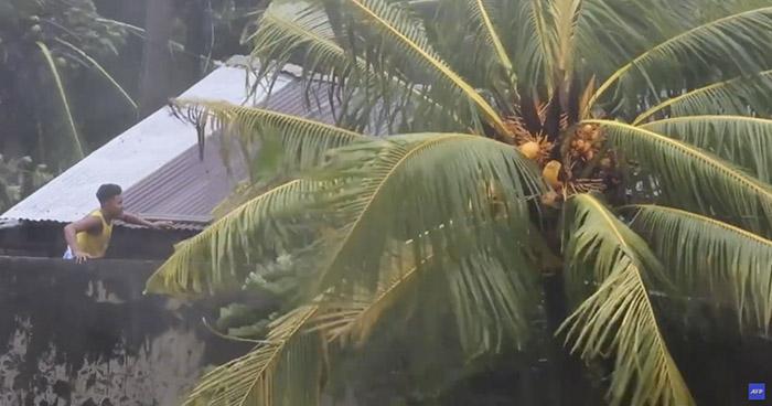 Inundaciones y destrucción tras llegada del huracán Eta a Nicaragua