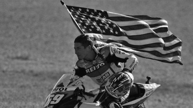 Muere famoso corredor y excampeón de Moto GP