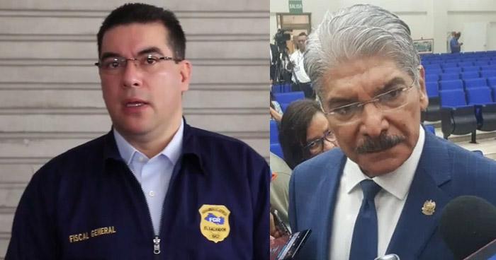 Fiscalía presenta solicitud para quitar fuero a diputado Norman Quijano