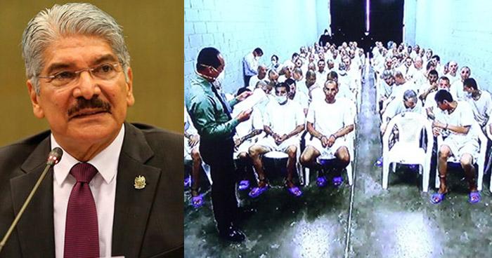 Fiscal relató el video en el que aparece Norman Quijano negociando con pandilleros