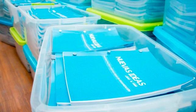 Nuevas Ideas, inicia hoy a recolectar las firmas para convertirse en partido político