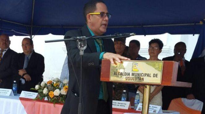 Síndico Municipal fue electo como el nuevo alcalde de Usulután
