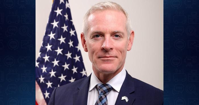 Brendan O'Brien asumirá la dirección de la sede diplomática de EE.UU. en el país