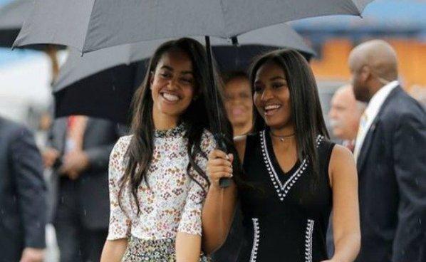 ¿Sabes cual es el verdadero nombre de la hija menor de Barack Obama?