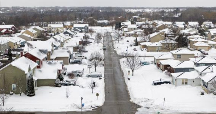 Ola de frío en Estados Unidos deja al menos 58 muertos
