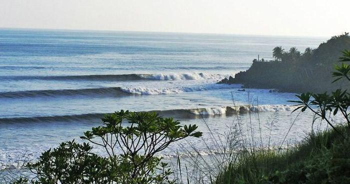 Olas serán más rápidas y altas en el litoral salvadoreño
