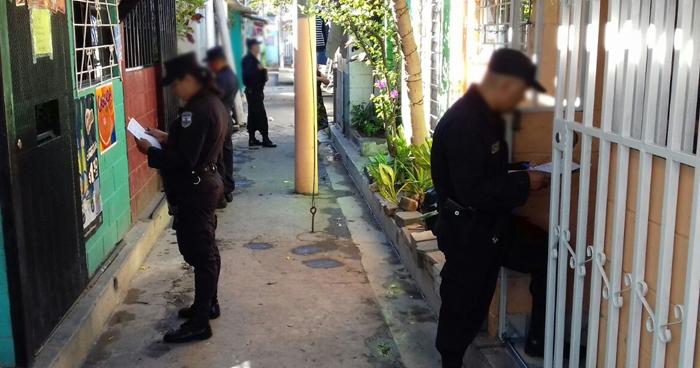 Un capturado y dos viviendas recuperadas tras operativo en Mejicanos