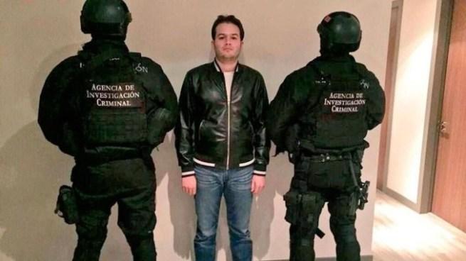 Capturan al operador financiero de los hijos del Chapo en México