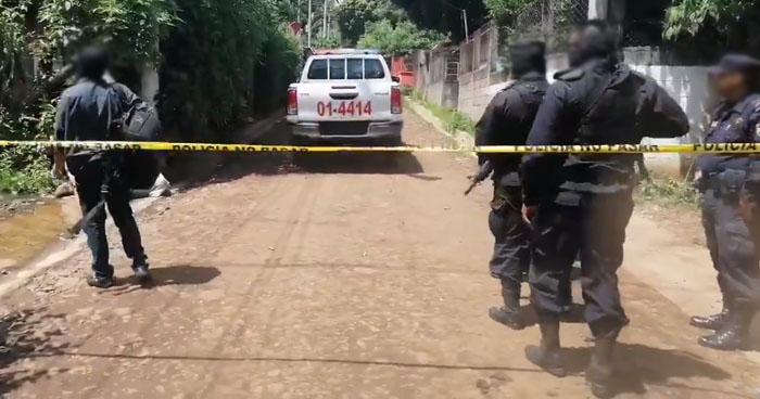 Capturan a sospechosos por asesinato de investigador de la PNC en Ahuachapán