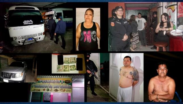 Propietaria y presidenta de cooperativa de microbuses de ruta 29-A capturada por lavado de dinero