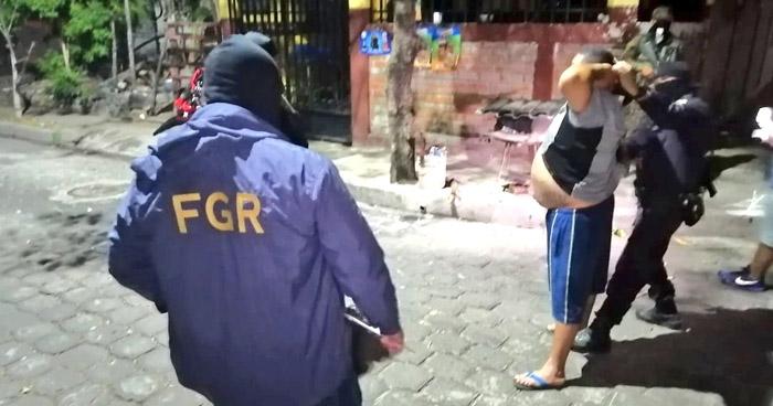 Operativo contra 166 pandilleros que operaban en San Miguel y Morazán