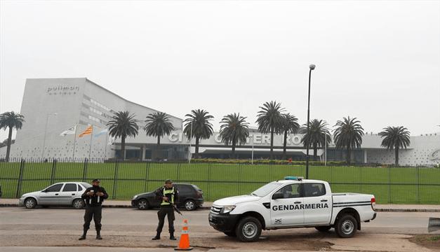 La boda de Messi tendrá más policías que en un partido de fútbol