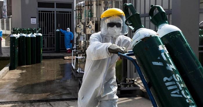 Perú en grave crisis sanitaria por escasez de oxígeno