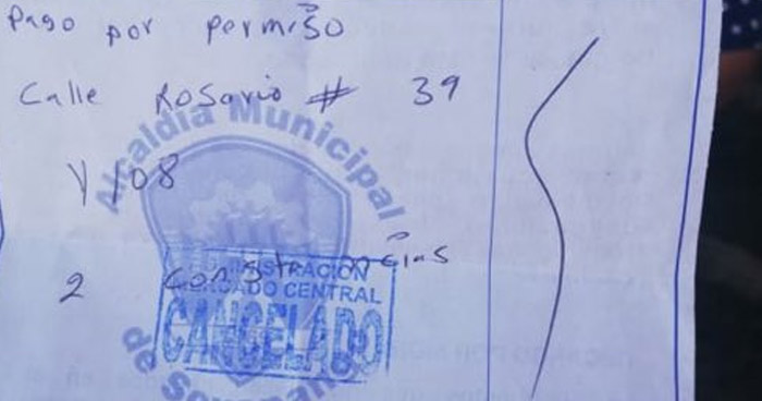 Denuncian que Alcaldía de Soyapango cobra para permitir a vendedores laborar en periodo de Cuarentena