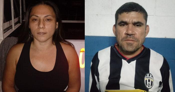 Palabrero de la 18R capturado en comunidad Las Palmas era buscado por homicidio