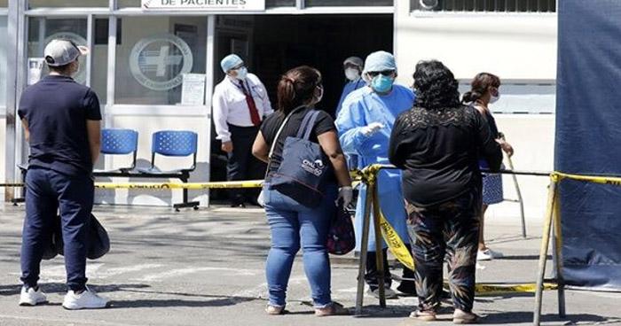Mueren 614 personas por COVID-19 en las últimas 24 horas en Brasil