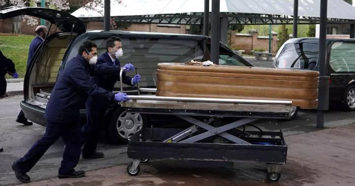 España registra 832 muertes por COVID-19 en las últimas 24 horas