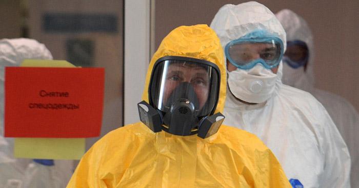 Rusia detecta más de 10.000 nuevos casos de COVID-19 y 95 fallecidos
