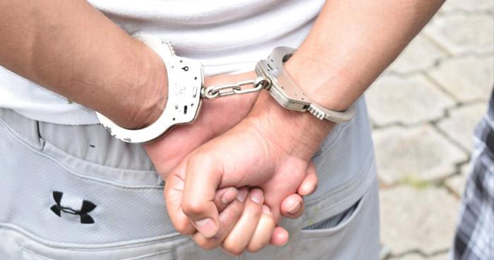 Cae pandillero que se dedicaba al tráfico ilícito de droga