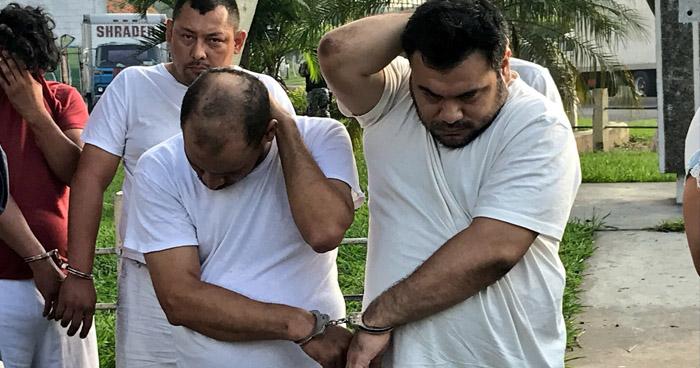 Capturan a peligroso miembro de la 18 que administraba las finanzas de la pandilla en San Salvador