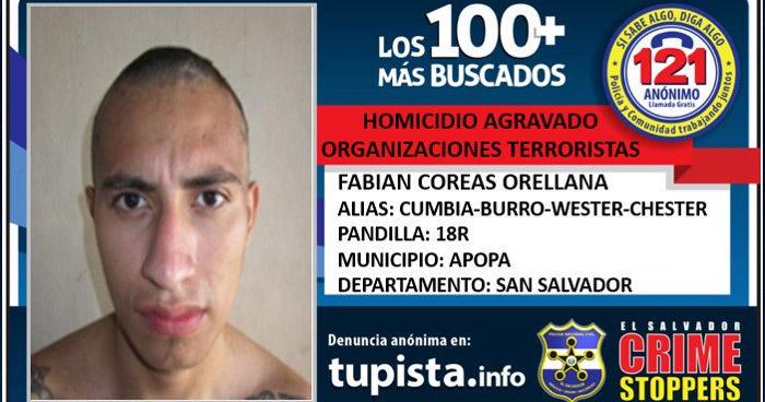 Capturan pandillero de los 100 Más Buscados en aeropuerto internacional