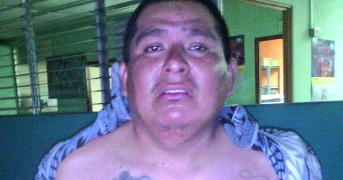 Arrestan a pandillero que golpeó a un anciano en Colón, La Libertad