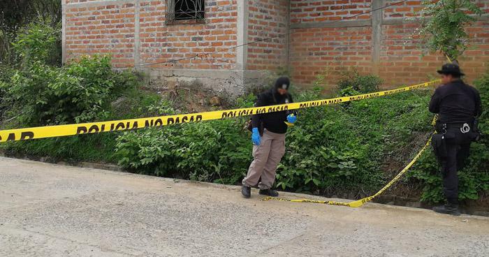 Matan a miembro de la MS en Chalatenango