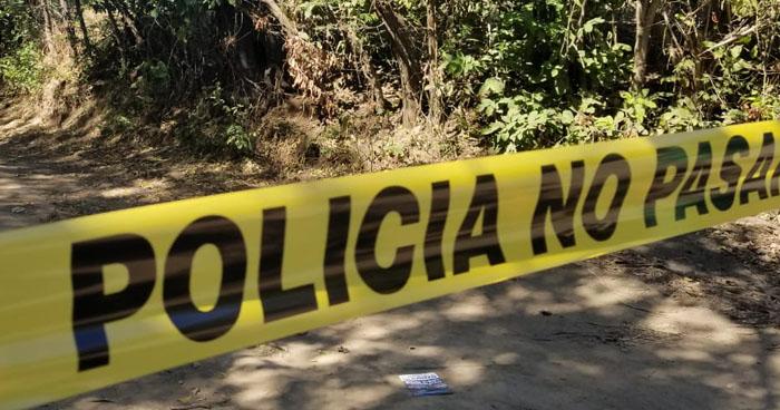 Asesinan a pandillero en Comasagua, La Libertad