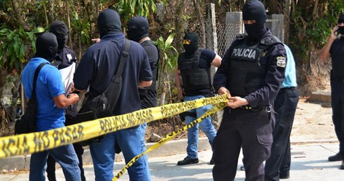 Pandillero fue privado de libertad y luego asesinado en Ciudad Arce