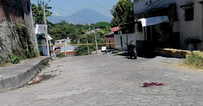 Supuesto pandillero muere tras ser lesionado de bala en Soyapango