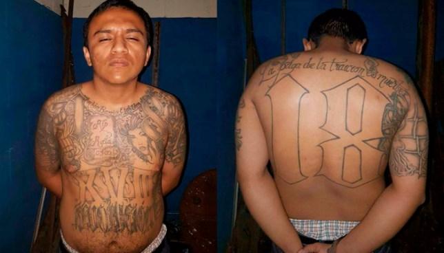 Pandillero se escudo con un niño de 6 años de edad para evitar que lo capturaran, pero fue en vano