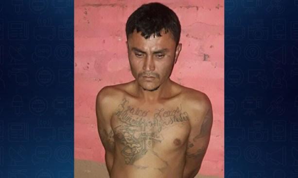 FES captura a cabecilla que asesinó a una mujer y se protegía con un niño para no ser capturado