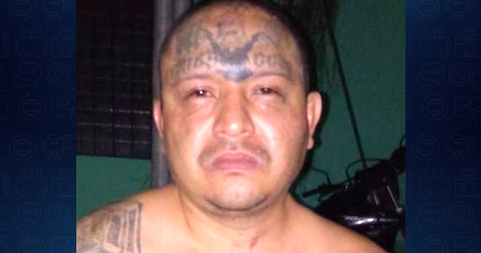 Capturan a peligroso pandillero que delinquía en La Libertad