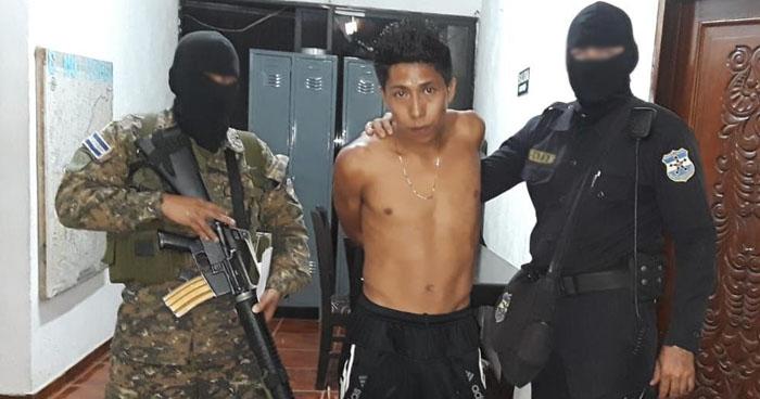 Pandillero era buscado por privación de libre circulación y organizaciones terroristas