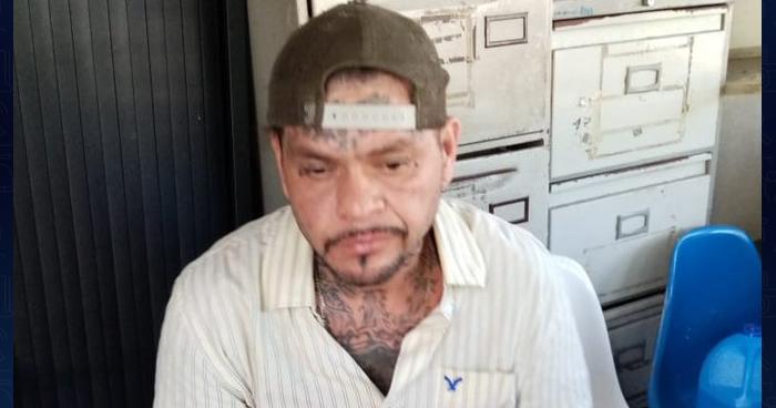 Descubren a pandillero que trataba de entrar a El Salvador en el baúl de un vehículo